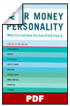 Your Money Personality E-Book